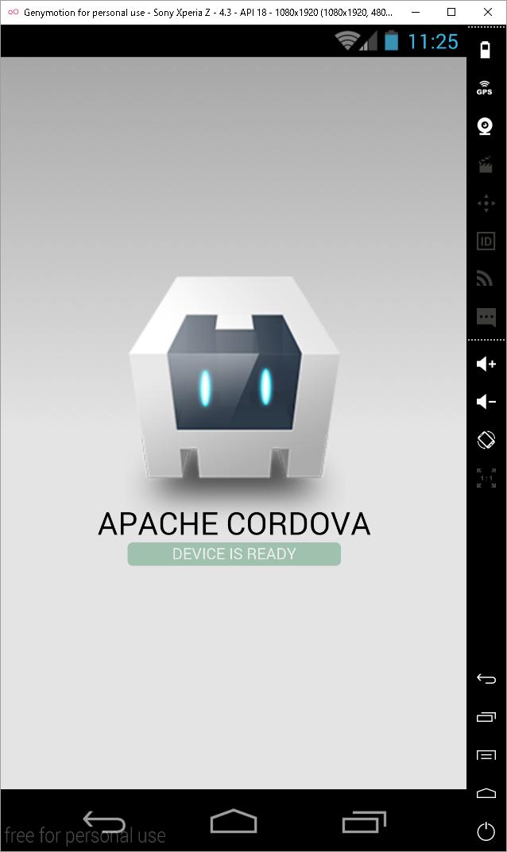cordova_run_android